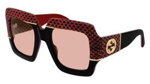Gucci Seasonal Icon GG0484S Col 004 Sunglasses Frame MSRP $1160