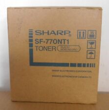 Original Sharp SF- 770NT1 Toner black für SF-7700 SF-7750 OVP B