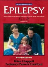Epilepsy - the 'at your fingertips' guide,Brian Chappell, Pam Crawford, Michele