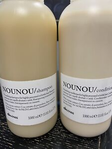Davines Nou Nou Shampoo & Conditioner 1000ml