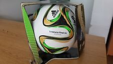 Adidas Official Matchball Brazuca Rio Final Ball World Cup 2014 Brazil Football