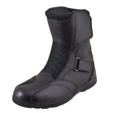 Dojo Denjo Waterproof Adventure Motorcycle Boots Bike RRP £89.99 Size 42 / 8