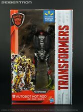 Deluxe Class HOT ROD Transformers Last Knight Autobots Unite New 2017 Walmart