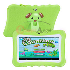 "7"" Tablet PC 8GB Android 6.0 Wifi Quad Core Educational Apps Best Gift For Kids"