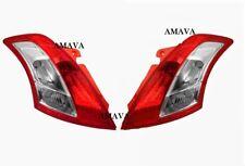Suzuki Swift MK4 Hatchback  Rear Tail Lights Lamps Pair