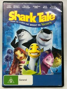 Shark Tale - DVD - AusPost with Tracking