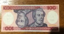 Currency Selection, Brazil, 100 Cruzeiros