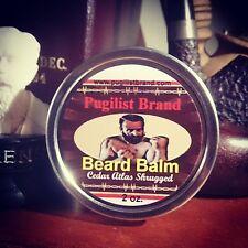 Beard Balm - Cedar Atlas Shrugged Scent 2 ounces