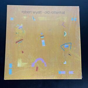 Robert Wyatt - Old Rottenhat Vinyl LP Album
