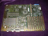 Rare vintage  ICL motherboard with 9 EISA slots in the collection.