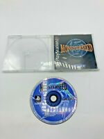 Sony PlayStation 1 PS1 Disc Case Manual Tested Monsterseed Monster Seed