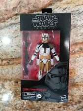 Hasbro Star Wars The Black Series Clone Commander Bly 6 inch Action Figure - E6…