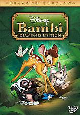 Bambi DVD New & Sealed 8717418291358