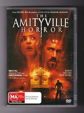 The Amityville Horror (DVD, 2005) Region 4