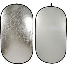 Impact Reflector Disc Silver/White - 41x74