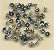 5 grams of earring backs- app 30 pairs  (Y12)