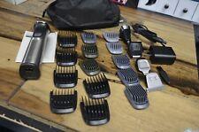 Philips Norelco Multigroom Series 7000 Trimmer Grooming Kit MG7750/49 23 Pices N