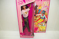 vintage Miss Sergio Valente female Fashion Poseable doll I love You Sergio NRFB