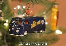 Volkswagen Wolfman T1 Panel Bus Custom Christmas Ornament VW Samba Van 1/64 T2