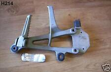 HONDA MC19 1989 RH PILLION BRACKET  GENUINE  OEM  H214