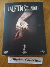 COFFRET DVD ** LA LISTE DE SCHINDLER **  EDITION COLLECTOR DIGIPACK VF FR