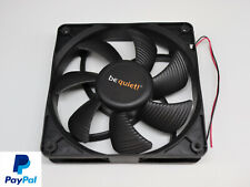 be quiet! L8 BQT T12025-MS-20 12V 0,2A 2000rpm Lüfter Fan RIG Mining Regler