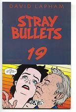 Stray Bullets 19 El Capitan 1999 VF NM David Lapham