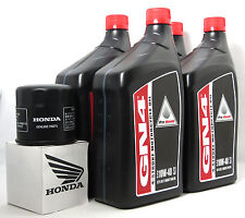 2003 HONDA VT1100C2 SHADOW SABRE OIL CHANGE KIT