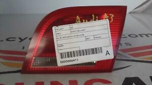 AUDI A3 RIGHT TAILLIGHT A3, 8P, 5DR HATCH, 02/05-07/08 05 06 07 08