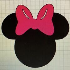Minnie Mouse Disney Decal Sticker Laptop