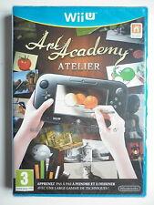 Art Academy Atelier Jeu Vidéo Wii U