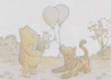 Winnie The Pooh   Counted Cross Stitch Kit