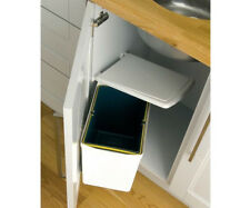 Under Sink Kitchen Waste Bin 16 Litres - To suit a 500mm Unit