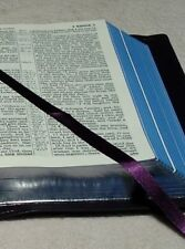 《☆☆☆☆☆》RLAllan 53 LONGPRIMER LIMITED  TO 50 PRINTS KJV  PURPLE HIGHLAN GOATSKIN