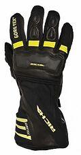 Richa Cold Protect GTX Gore-tex 100% Waterproof Motorcycle Gloves - Black / Flou