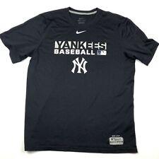 Nike MLB New York Yankees Baseball Dri-Fit Medium Mens Shirt