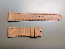 Original Vacheron Constantin Pink Nylon Fabric Watch Strap 16x14mm