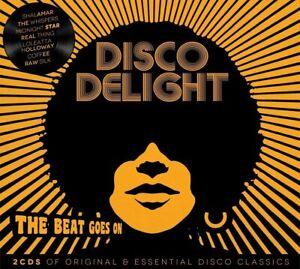 Disco Delight (40 original & essential Disco Classics) 2 CDs