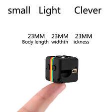 Secret 1080P Spy Cam SQ11 Mini Camera HD Camcorder Night Vision Mini DV Spycam