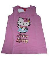 NEU tolles Nachthemd Gr. 86 / 92 rosa mit Hello Kitty Motiv !!