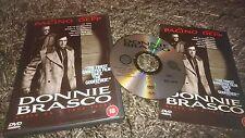 Donnie Brasco (DVD, 1999)  Johnny Depp, Al Pacino