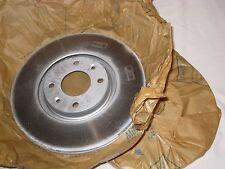 Pair Of Genuine Citroen C4 Picasso Petrol Diesel 2 Front Disc Brakes 424985