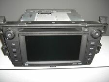 07 08 CADILLAC SRX GPS Navigation DVD CD Player NAV AM/FM Stereo Radio 15853483