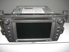 07 08 CADILLAC SRX GPS Navigation DVD CD Player NAV AM/FM Stereo Radio 15853483