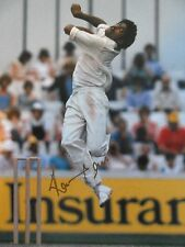 KAPIL DEV SIGNED IN PERSON OFFICIALLY LICENCED PRINT COA INDIA cricket Australia