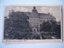 Ak: 38350 Helmstedt Landwirtschaftliche Schule Marienberg