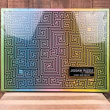 "NEW SEALED Vintage Springbok ""An Amazing Maze"" 1000pc Jigsaw Puzzle Circa. 1976"
