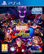 Marvel vs. Capcom: Infinite PS4 (Sony PlayStation 4, 2017) Brand New/Region Free