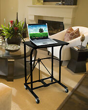Origami 10-Second Laptop Trolley - Folding Roll-Away Computer Desk - RDP-01