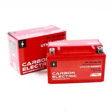 Gel Batterie YTX7A-BS 7Ah 12V Vorgeladen Versiegelt absolut Wartungsfrei Roller